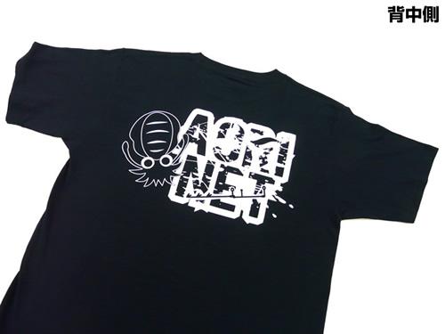 あおりねっとオリジナルTシャツ(エギ&ヤエンバージョン)